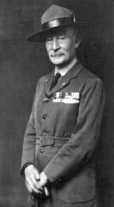 Baden Powell fundador historia